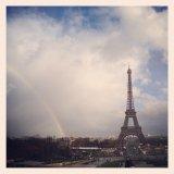 観光旅行でロンドンとパリへ行ってきた